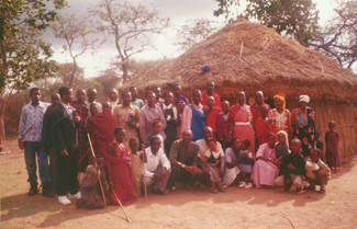 a small PMC congregation in Tanzania